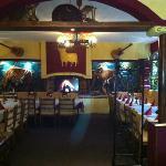 Das Restaurant...