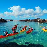 Kayak Fuerteventura Foto