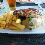 Chicken, Steak, Shredded Beef, Chips,