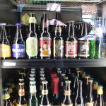 Part of The Bottled Beer Selection