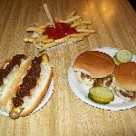 Hamburgers & Hotdogs