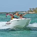 Jet Boat Cruise.