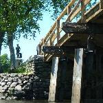 """""""Shot Heard Round the World""""- Old North Bridge"""