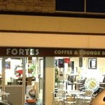 fortes coffee and lounge bar