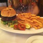 amber burger