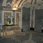 One among many Mosaic rooms