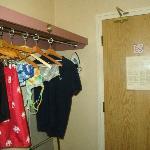 Lots of hangers