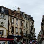 Poitiers streetscape