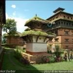 Nepal, Rasuwa District, Trisuli : Nuwankot Durbar