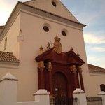 La Iglesia de San Jacinto, Macharaviaya