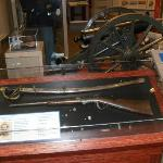 Fort Abercrombie Museum Display