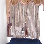 Dirty curtains