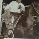 Clark McEntire 1957 Champ