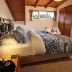 Bellevue Suite master bedroom