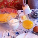 colazione/breakfast 2