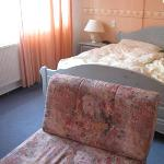 Junior Suite Schlafecke