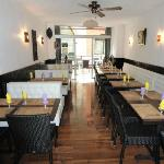Chaophraya Restaurnat Inside 1