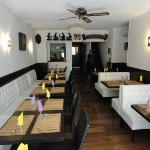 Chaophraya Restaurnat Inside 2