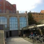 terraza bar-parrilla