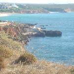 Viveiros e praia do Martinhal