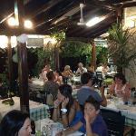 Christos Tavern, Afytos, Greece