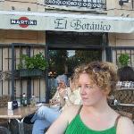 Outside El Botanico