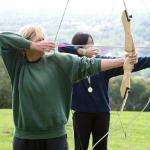 Archery at Taff Valley