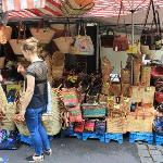 Saturday Market at Kathe Kollwitzstrasse II