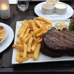 main, fillet steak 750g
