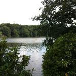 Lake nearby - 2 mins!
