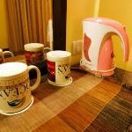 熱水壺&茶杯