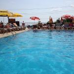 Pool area :)