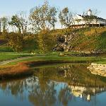Located in the beautiful clubhouse of Blue Ridge Shadows Golf Club