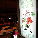 Healy Mac's Sign