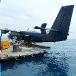 sea plane transfer