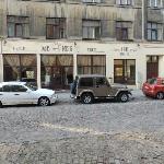 Hotel Liene from the street