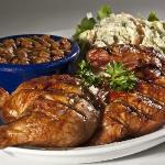 Memphis Smoked Chicken