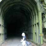 Droop Mountain Tunnel