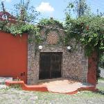 Entranceway to Casa