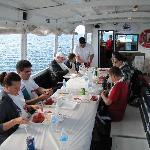 lobster dinner cruise