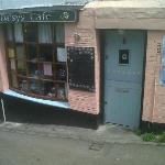 Daisy's Cafe in Looe