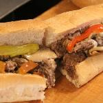 We are famous for our cheese steaks!