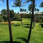View from a house at the Islands at Mauna Lani