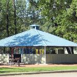 Bowness Park picnic shelter