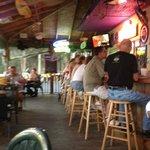 Chilin at the Bar