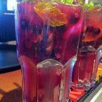 Wild Blueberry Mint Ice Tea