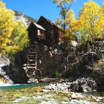 Crystal Mill from Crystal River Jeep Tours