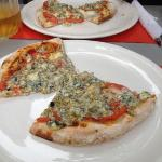 Venitienne Pizza (blue cheese)