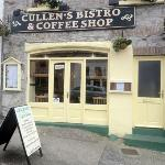 cullen's Bistro & Coffee Shop, with lovely upstairs B&B