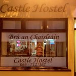 Castle Hostel, friendly welcome & great value for money